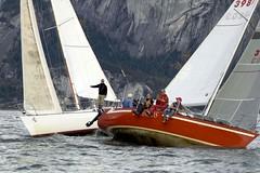 snap! (tesseract33) Tags: world ocean travel friends people water nikon sailing competition sailboats sailboatracing mywinners squamishsailing squamishyachtclub blinkagain