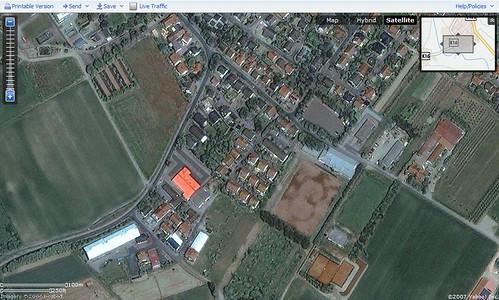 Yahoo! Maps: Schwabenheim an der Selz
