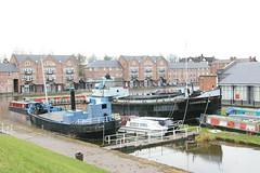 IMGP1602.JPG (renaissancechambara) Tags: uk industry narrowboats manchestershipcanal ellesmereport ellesmereportboatmuseum 071228 oilsitesroad