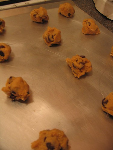 Cookies on Sheet