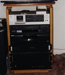 Stereo Rack