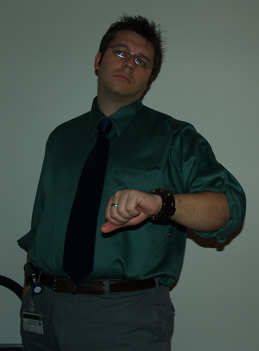 grey_pants_green_shirt_blue_tie