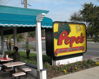 Pepe's - Sign