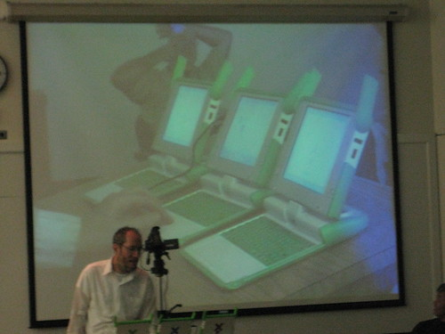 OLPC Presentation at ALE Meeting