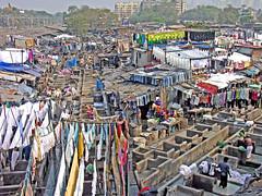 India-7848 - Corner Laundry Store....