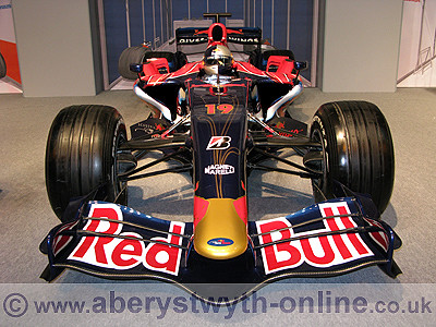formula 1 racing cars. Autosport International F1