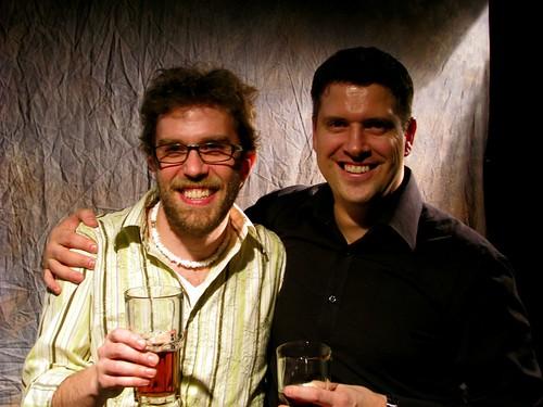 Dave and Jordan