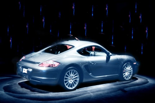 Porsche HDR