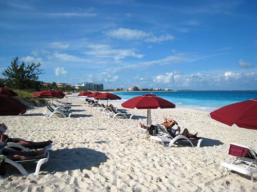 Las islas Turcas y Caicos