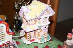Christmas Houses (Candy House)