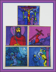 Passiontide - Sorrowful Mysteries of the Rosary