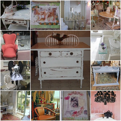 Shabby Chic Furniture 1 (Set) · Most interesting (Set)