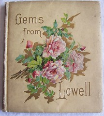 Antique Book (nbklx17 (Sandy)) Tags: pink flowers poetry ebay antique interior illustrations books collections poems decor cottagestyle 1904 antiquebook cottagelook cottagedecor gemsfromlowell