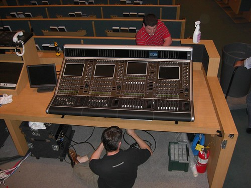 Digico D5 at home