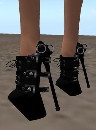 Slave heels