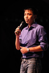 Andrew Ong's Easter Testimony