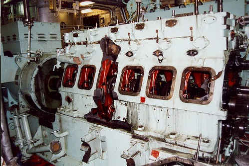 Crankcase Explosion In Marine Diesel Engines Tips To
