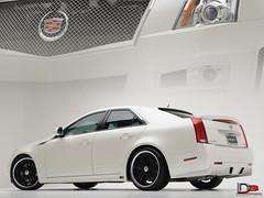 2008 D3 Cadillac CTS 5