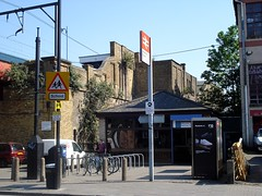 Picture of Hackney Downs Station