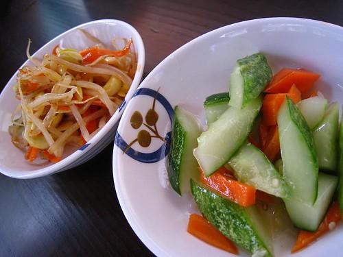Appetizers @ Guofu