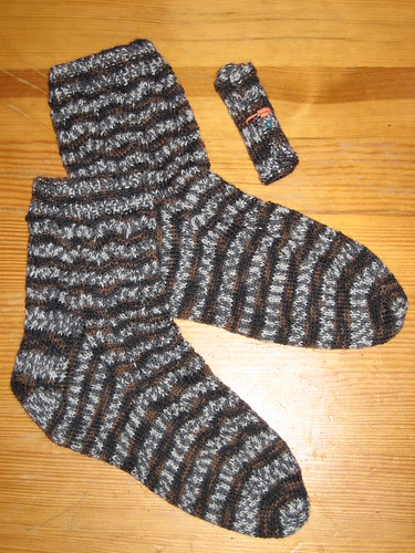 Sock Madness III - Detonator - Finished!