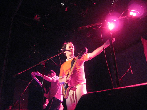 British Sea Power, Bowery Ballroom, 5-10-2008
