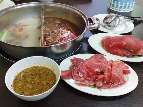 Sichuan Mala Hotpot
