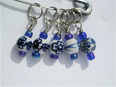 Stitch markers from L