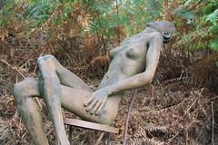 taking it easy (terry.1953) Tags: sculpture art naked nude sunbather sculpturepark femaleform nudesunbathing nakedladies prideofthevalleysculpturepark mygearandme