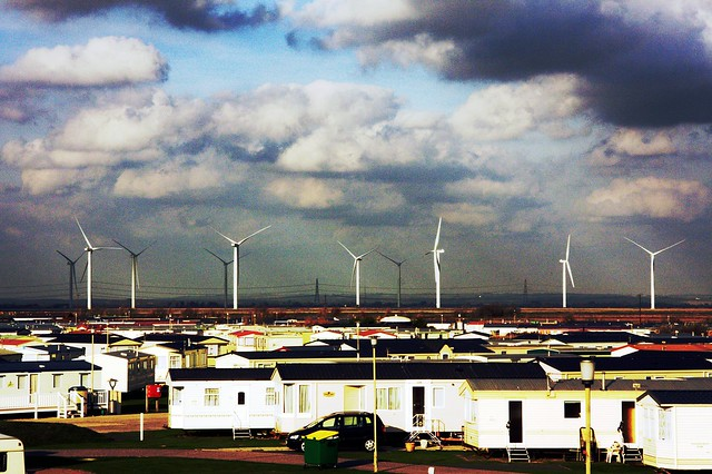 Camber Sands Wind Farm