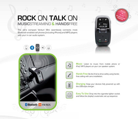 Device for Car FM Radio and Mobile Talk 4