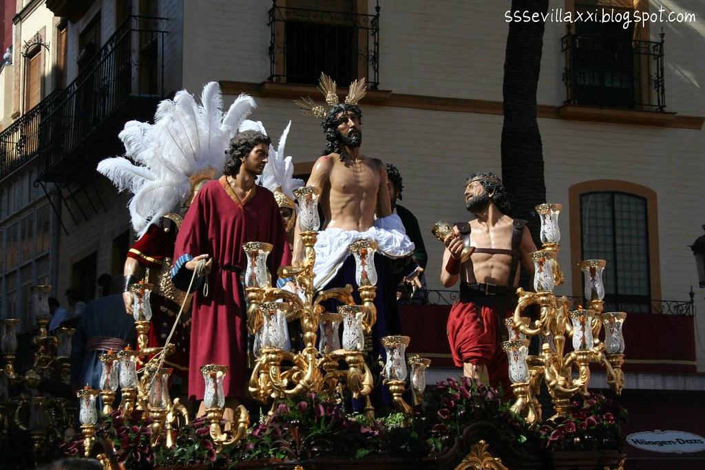 Nuestro Padre Jesús Despojado de sus Vestiduras, Domingo de Ramos 2011
