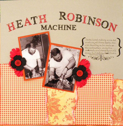 Heath Robinson Machine