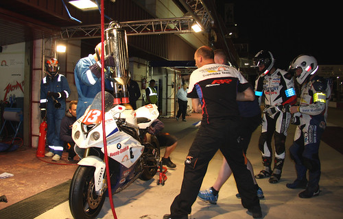 VAN-ZON BOENIG MOTORSPORTDSACEHMOEON Werner/FASTRE Gregory/FILLA Michal BMW S1000RR