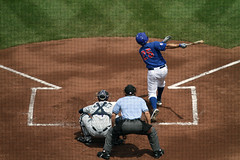 At the plate (Iowa Cubs) Tags: desmoines iowacubs minorleaguebaseball principalpark