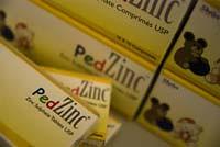 PedZinc packages