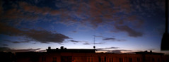 4:35 Am (arcapadine) Tags: panorama twilight romania bucharest bucuresti rahova