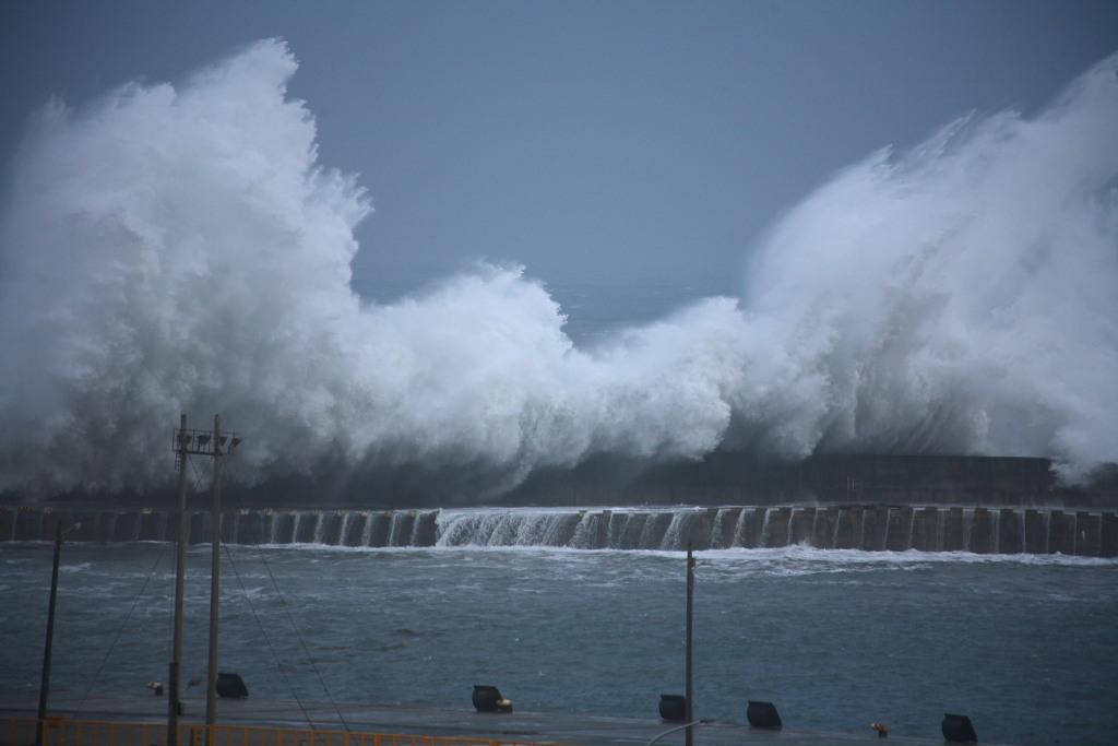 柯羅莎颱風 Typhoon Krosa