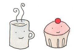 Coffee, Cake