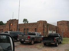 Guthrie, OK National Guard Armory