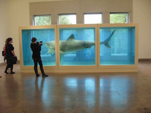 The World S Stock Markets Are Taking A Beating Yet Damien Hirst Auction Nets Over 198 Million