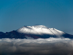snow and clouds (takay) Tags: sea fab cloud mountain snow japan landscape volcano searchthebest  soe beautifulscenery asama  blueribbonwinner  littlestories greatphotographers   mtasama amazingtalent mywinners superbmasterpiece diamondclassphotographer superhearts takay amazingamateur theperfectphotographer picswithsoul mastersoflifegallery