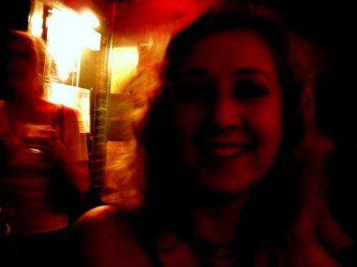art bar - halloween 2007 - ann