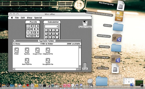 macintosh system 1 on leopard