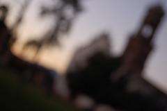Blurry Church