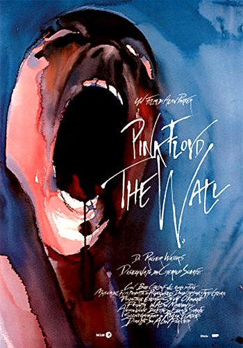 Pink Floyd - The Wall - Movie Poster