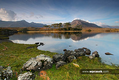 DerryClare lough (lake) in Connemara (wprasek) Tags: ireland mountain lake nature water ecology rural landscape countryside scenery lough none country mount connemara land environment ie environmentalism waterway ecosystem hillsides derryclare foliolandscapes derryclareloughpineisland warrenprasek xoodu wprasek wwwxooducom wwwwprasekcom
