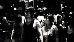 Tokyo nights V (manganite) Tags: city girls people urban bw men beautiful beauty fashion japan night digital dark geotagged asian japanese tokyo cool nikon women asia pretty nightshot tl candid shibuya young couples style atmosphere guys streetscene fancy  nippon  d200 nikkor dslr gals nihon kanto stylish japanesegirl 50mmf18 utatafeature manganite nikonstunninggallery date:year=2006 geo:lat=3565988 geo:lon=139700724 date:month=july date:day=8 format:ratio=169