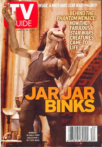 Tv Guia Jar Jar Binks