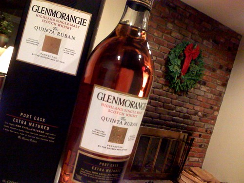 Glenmorangie - What a Birthday Gift!